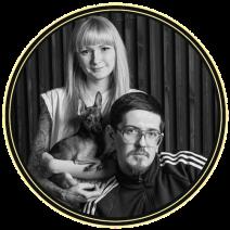 Alexandr Rozhnov & Iana Rozhnova
